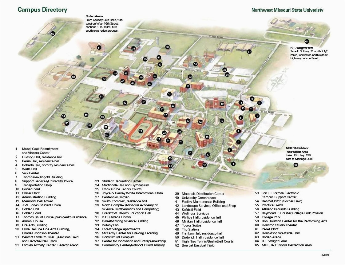 Ohio State University Campus Map Pdf | secretmuseum