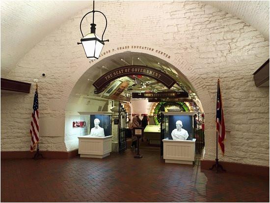 interior of the ohio statehouse picture of ohio statehouse