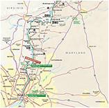 maps chesapeake ohio canal national historical park u s