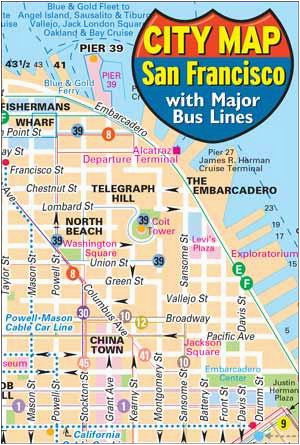 bay city guide san francisco visitors guide tours maps events