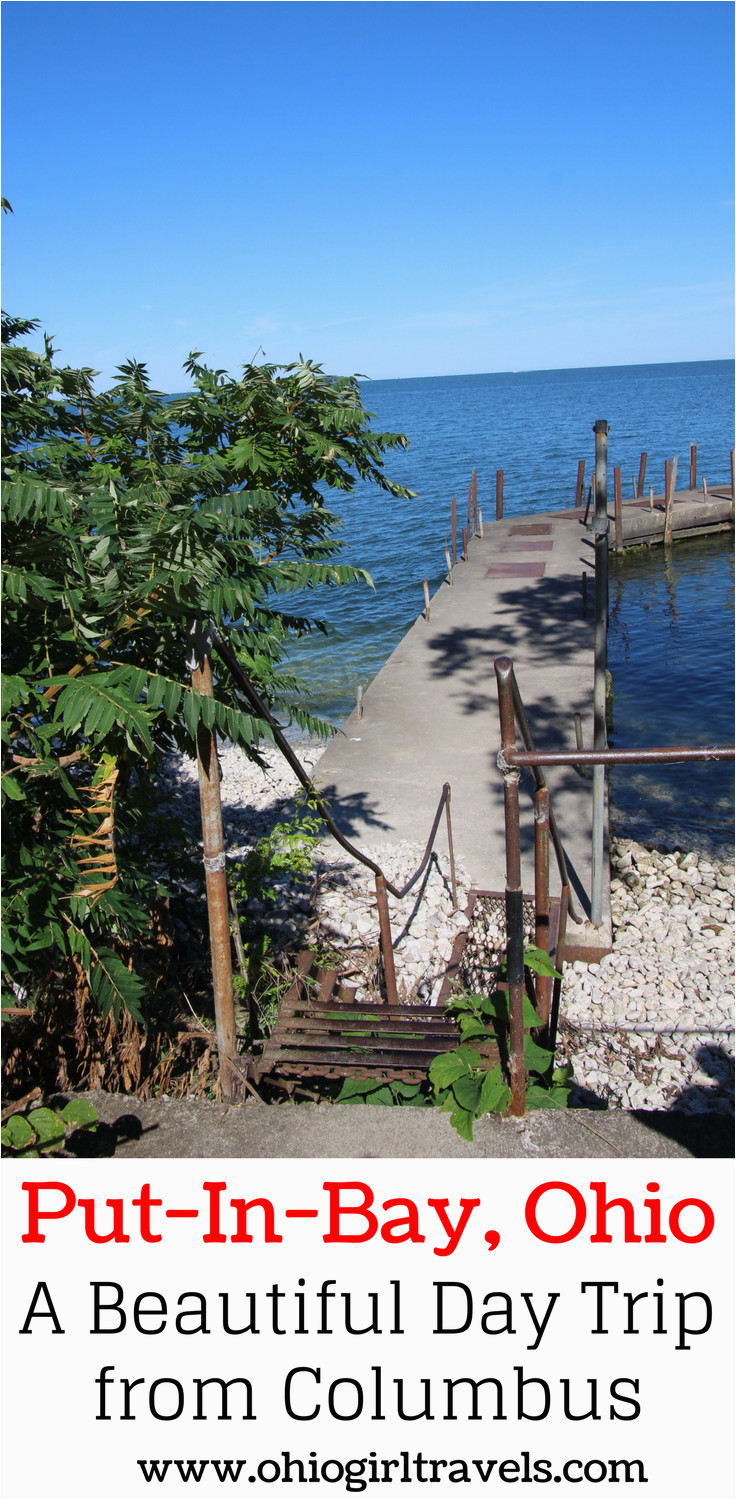 miller ferry lowest fares to put in bay middle bass island ohio