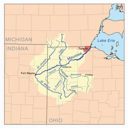 auglaize river wikipedia