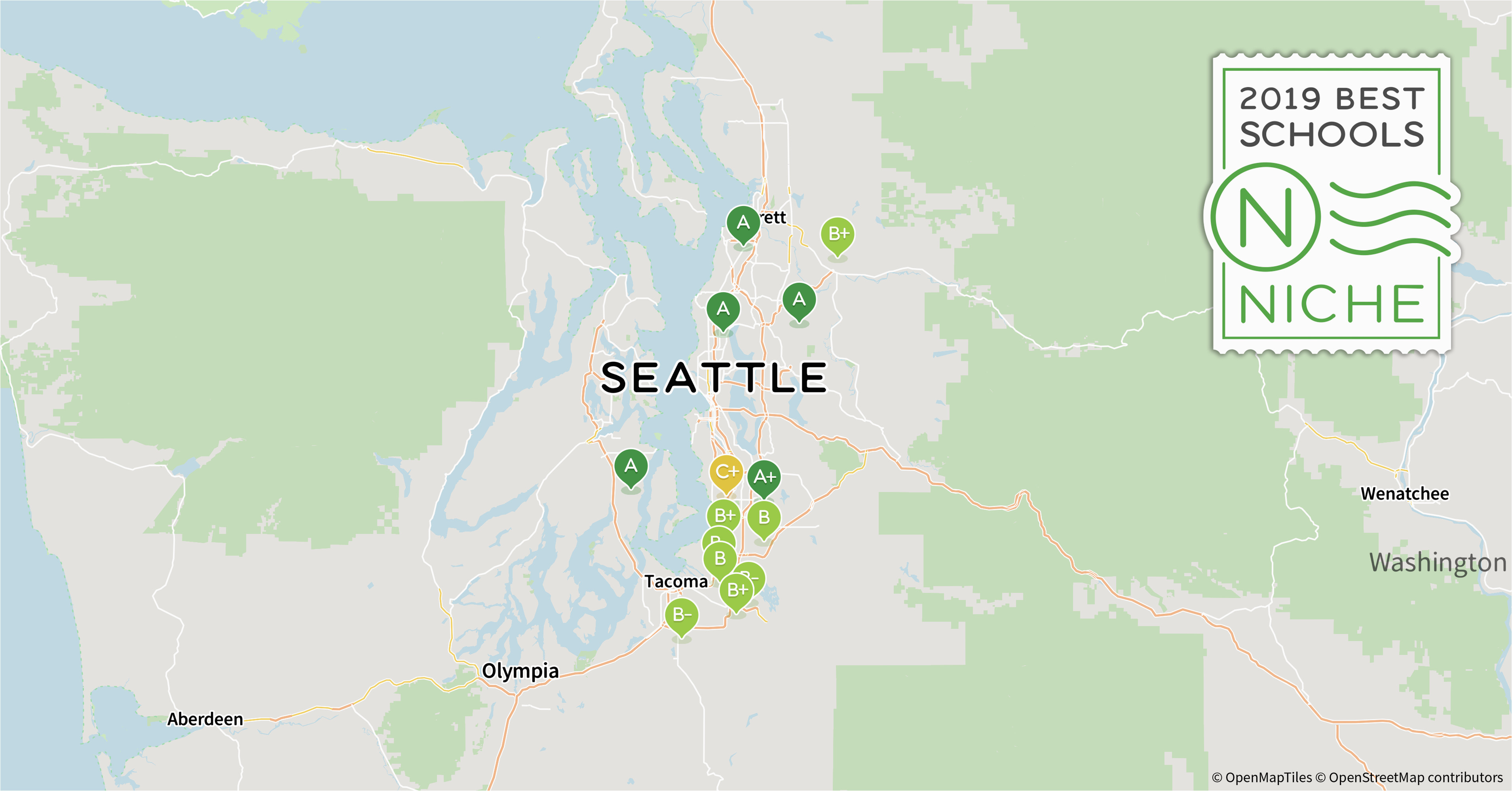 2019 best private high schools in the seattle area niche