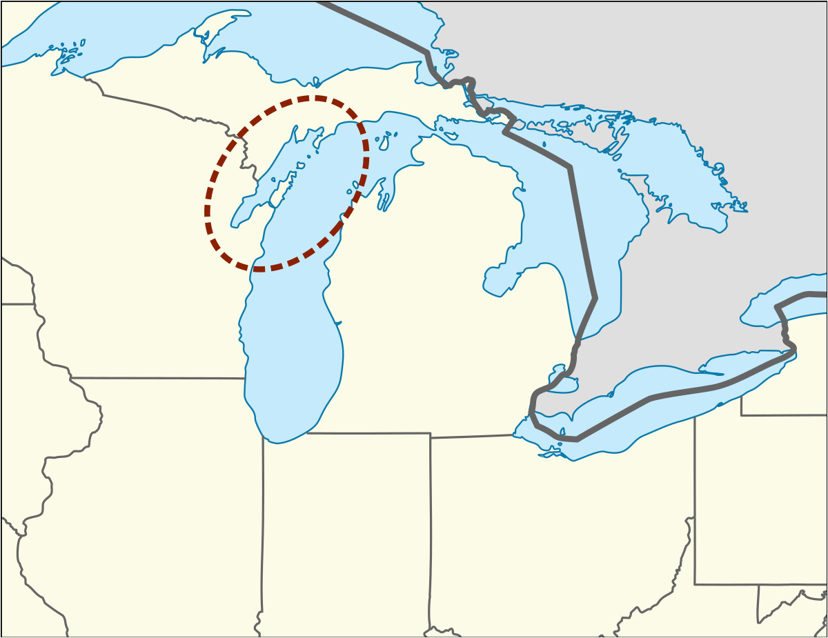 green bay lake michigan wikipedia