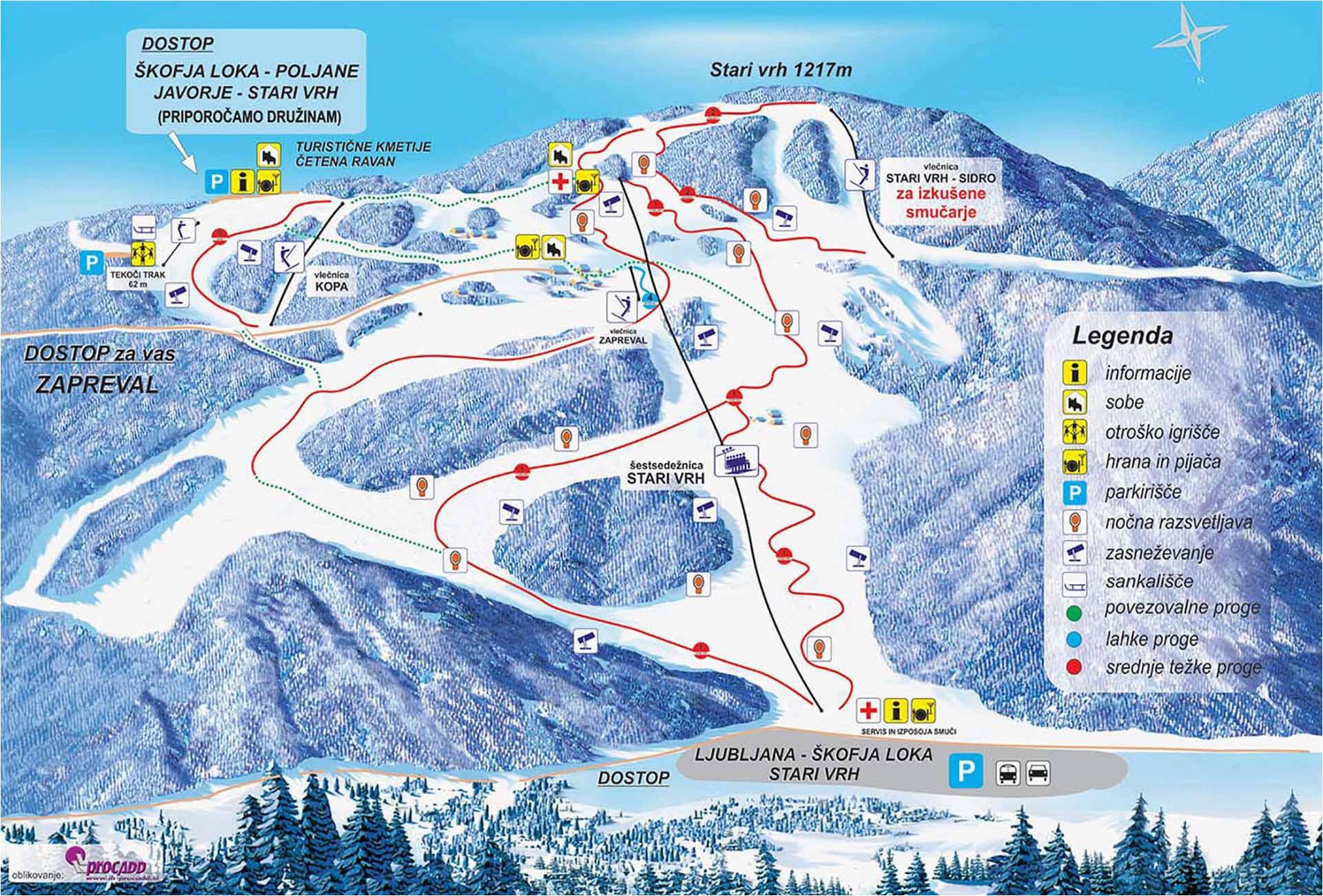 ski resorts in slovenia your ultimate guide to skiing in slovenia