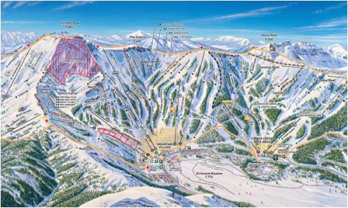 tahoe ski resorts map fresh southern california attractions map