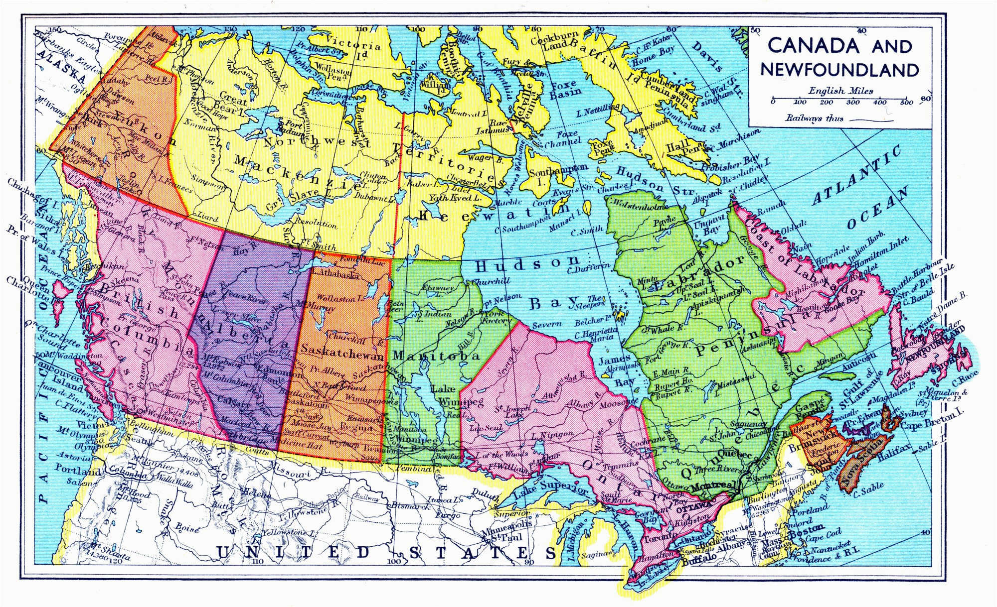 Map Of Canada Puzzle.Southern California Wall Map Canada Earthquake Map Pics World Map