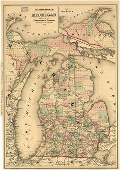 Sturgis Michigan Map Secretmuseum