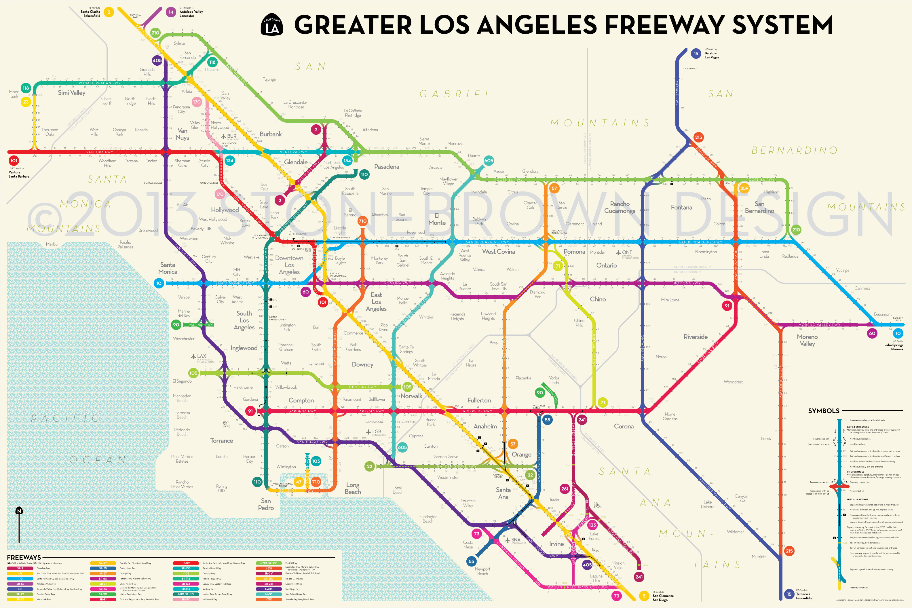 34 california toll roads map maps directions