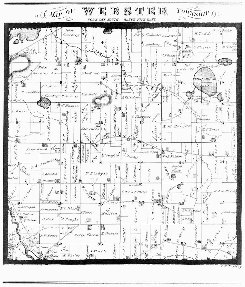 kent county township map luxury michigan maps michigan digital map