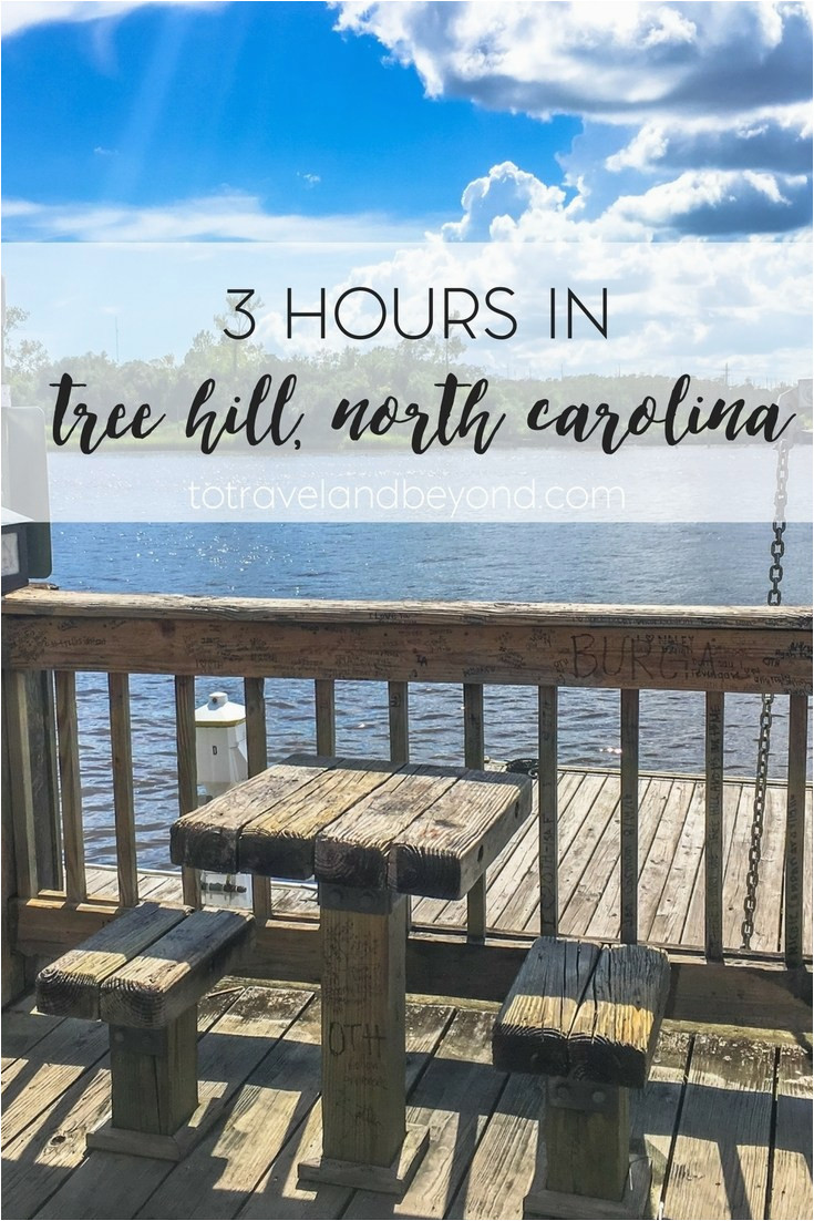 a day in tree hill north carolina to travel beyond