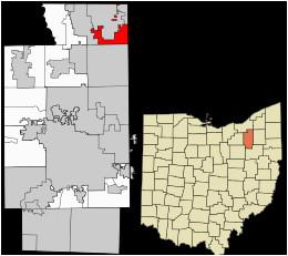 Twinsburg Ohio Map Twinsburg Ohio Revolvy