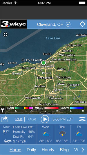 wkyc weather on the app store