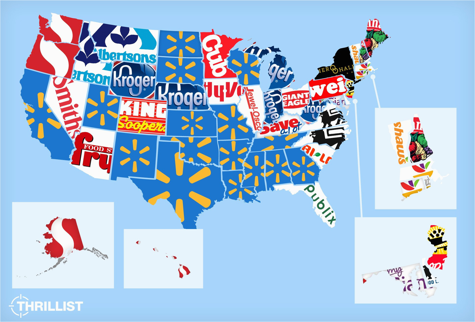 Walmart Locations California Map Secretmuseum - Map-of-walmart-stores-in-us