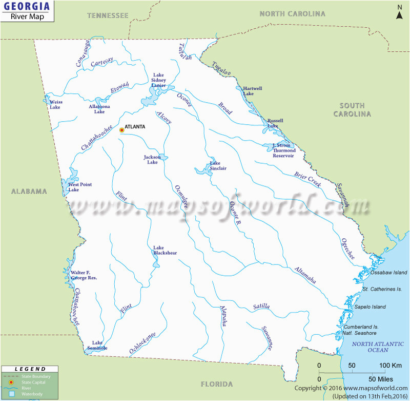 Map Of Columbus Georgia.Where Is Columbus Georgia On A Map Georgia Lakes Map Luxury Usa