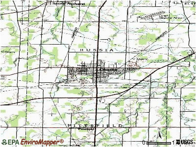 oberlin ohio oh 44074 profile population maps real estate