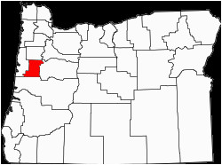 benton county oregon wikipedia