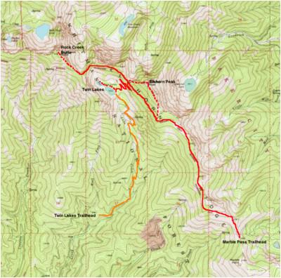 elkhorn crest hike hiking in portland oregon and washington