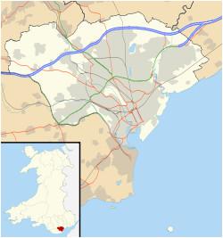 Cardiff California Map Cardiff Wikipedia