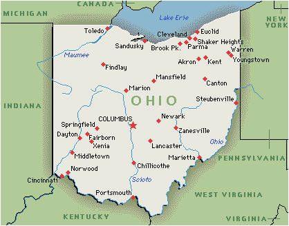 milan ohio map ohio wikitravel travel maps and major tourist