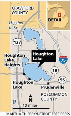 59 best houghton lake michigan images houghton lake michigan