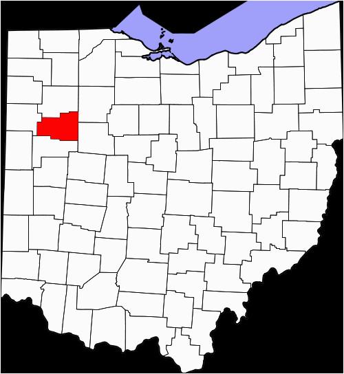 Map Lima Ohio Secretmuseum