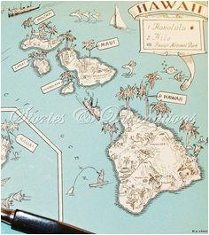 60 best hawaiian maps images hawaii travel hawaii life aloha hawaii