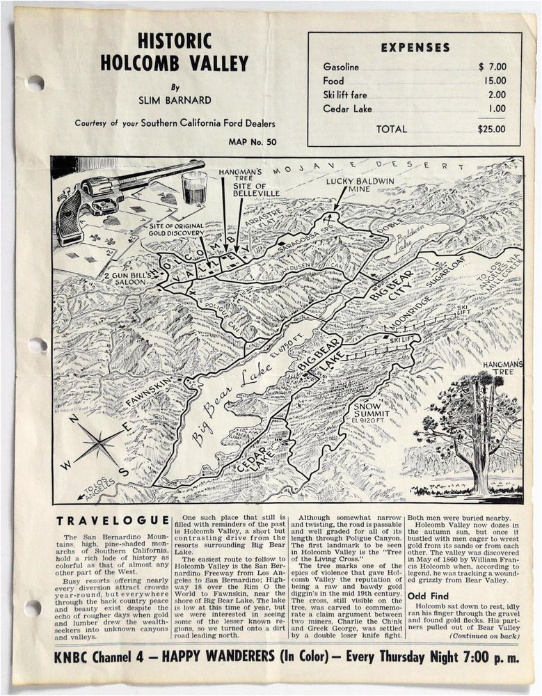 1960 s historic holcomb valley ca happy wanderers