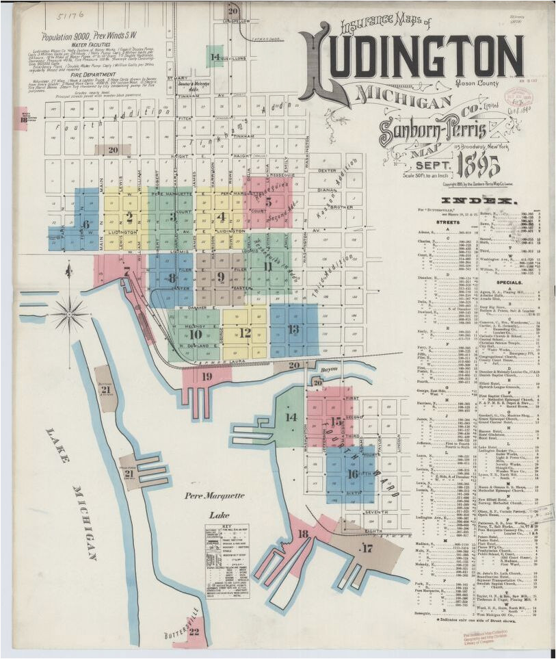 Map Of New York 1800.Map Of Dundee Michigan Map 1800 To 1899 Michigan Library Of Congress