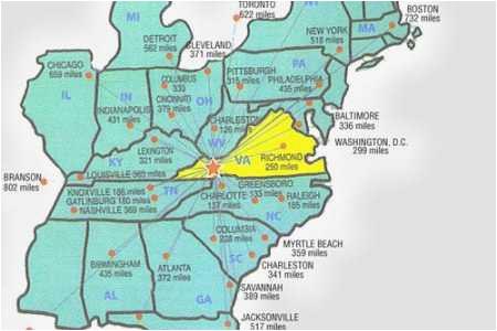Map Of Georgia East Coast Gainesville Ga Map New Map Od East Coast ...