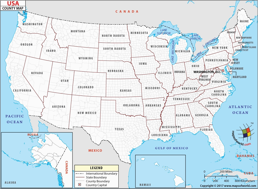 us county map google map of upper peninsula of michigan a a travel