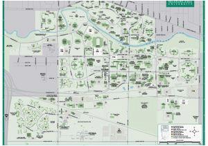 michigan state campus map michigan state university map fresh
