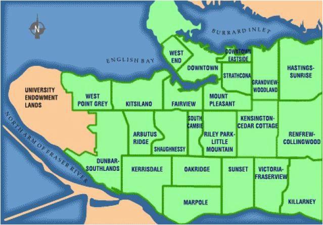 vancouver neighbourhood information map faith wilson group