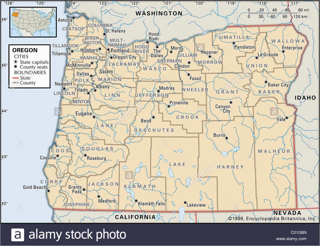 map pacific northwest stockfotos map pacific northwest bilder alamy