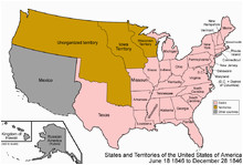 outline of oregon territorial evolution wikipedia