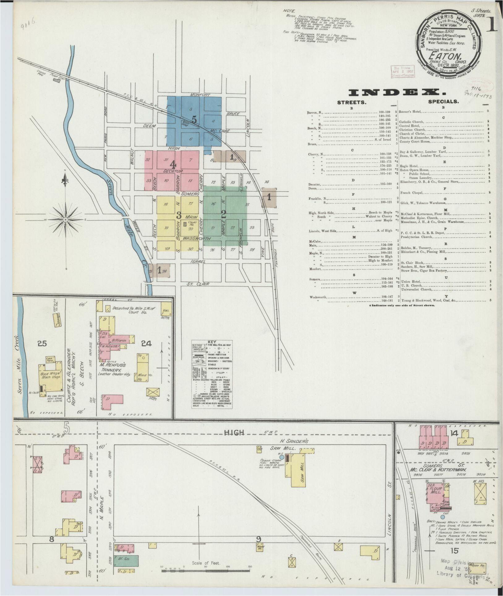 Map Of Ravenna Ohio Secretmuseum