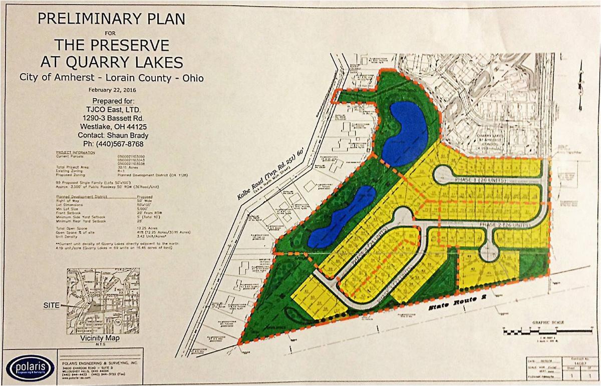 19 8 million subdivision proposed in amherst ohio