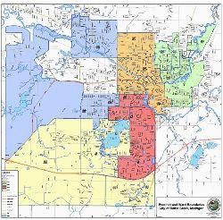 maps pdfs battle creek mi