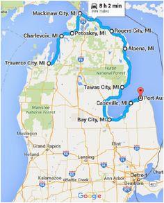 Mio Michigan Map 22 Best Stuff Images In 2019 Detroit Michigan ...