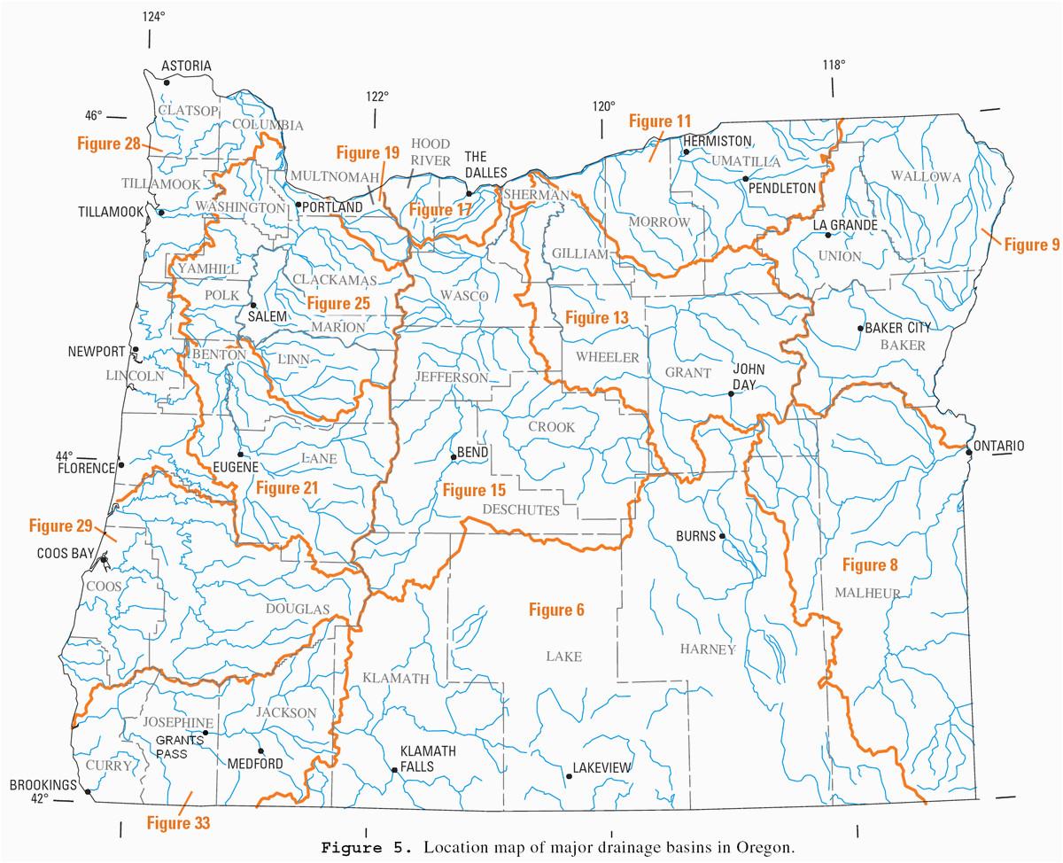 list of rivers of oregon wikipedia