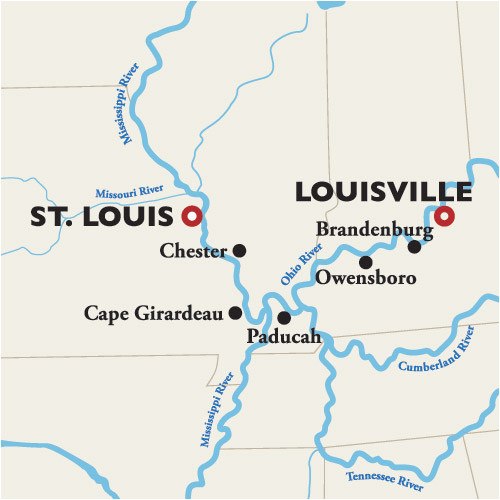 louisville to st louis river cruise