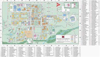 ohio u campus map oxford campus map miami university click to pdf