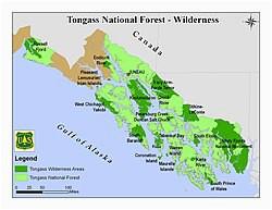 tongass national forest wikipedia