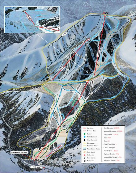 trail map sundance resort trail maps trail maps country maps map