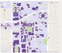 21 best campus map images wedding cards wedding maps invitations