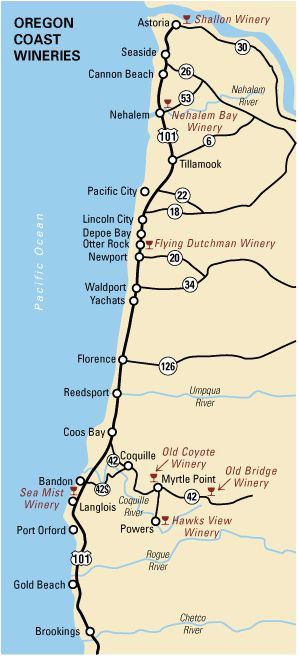 Otter Rock oregon Map 19 Best Favorite Places Spaces Images On Pinterest Portland