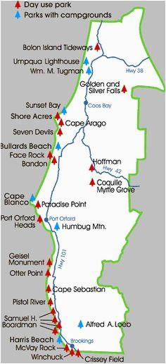19 best southern oregon coast images oregon travel destinations
