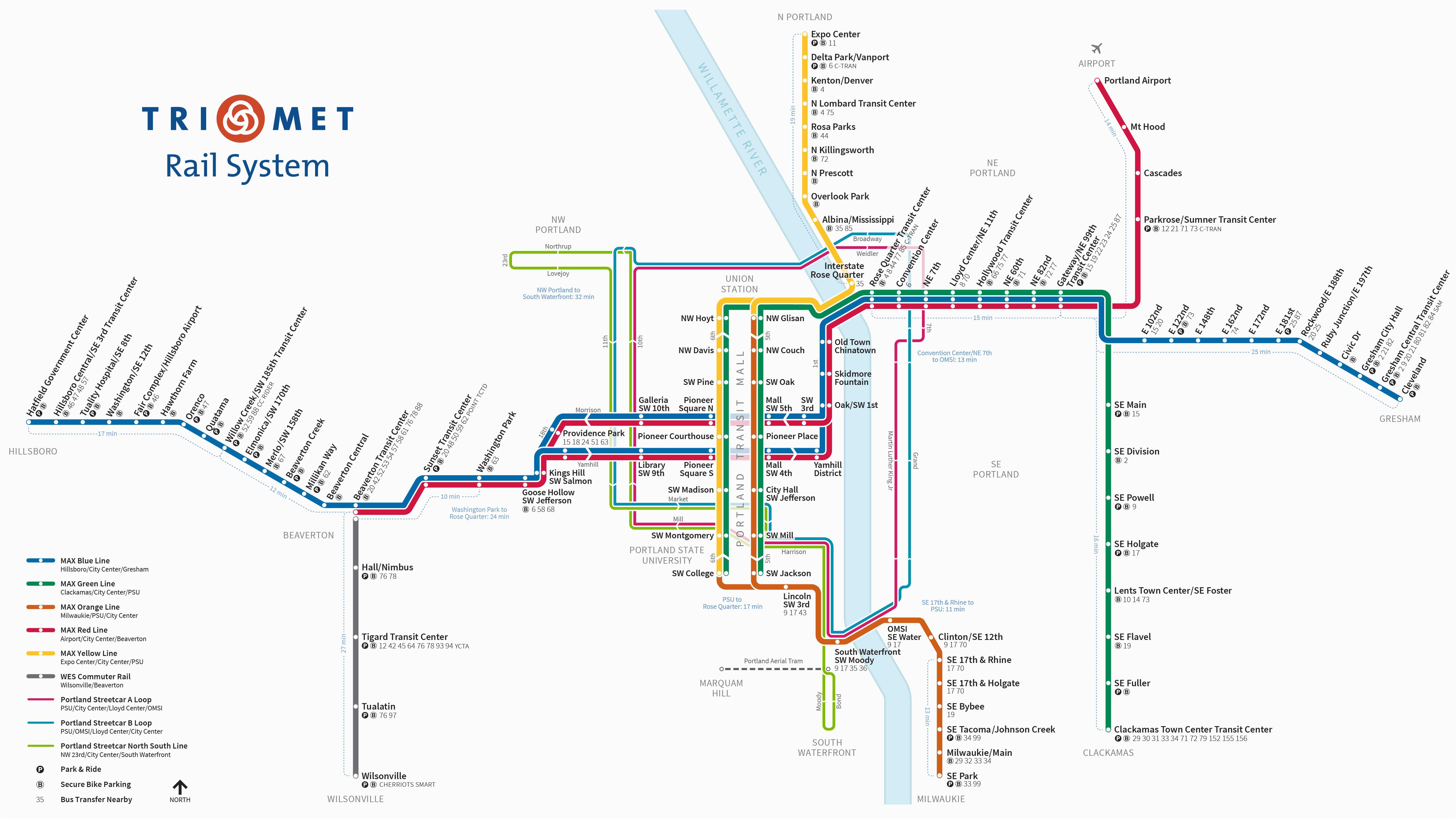 wes commuter rail