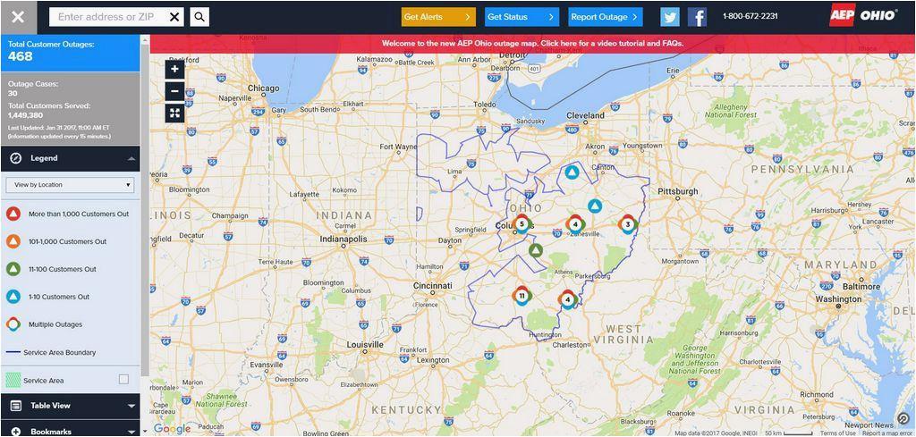 aep ohio power outage map secretmuseum