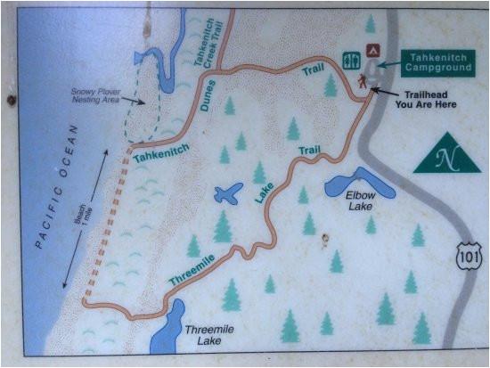 die routenbeschreibung picture of tahkenitch creek loop trail